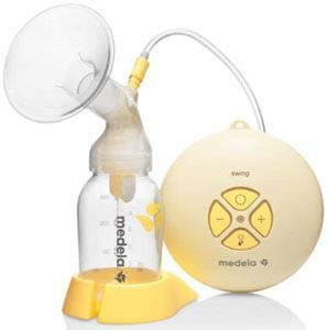 Sacaleches electrico Medela Extractor Swing